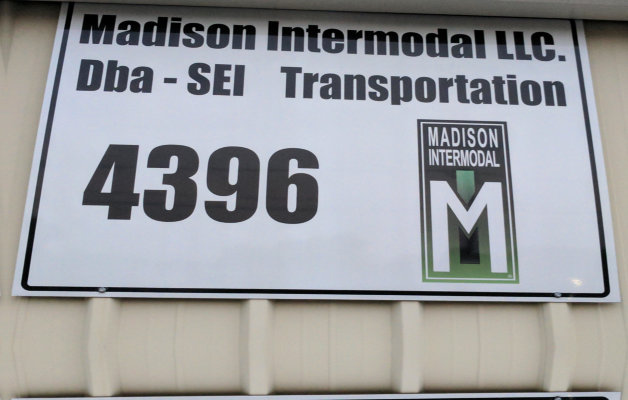 truck plate number